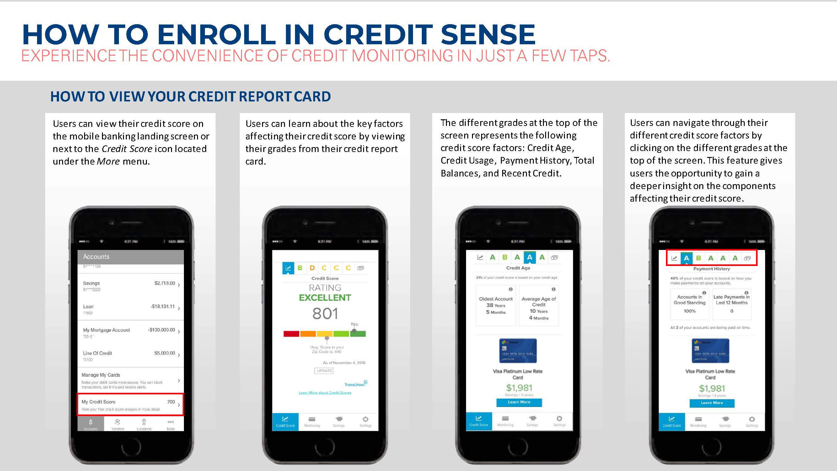 How to view credit report